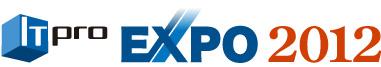 ITpro EXPO 2012 ロゴ